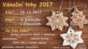 Vánoční trhy 2017